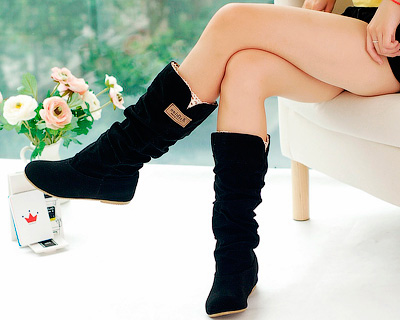 Как выбрать женские ботинки на зиму?