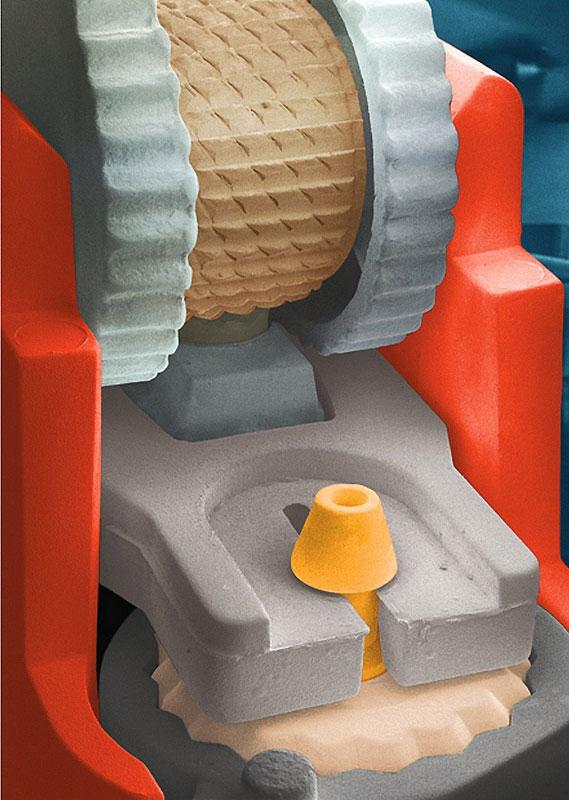 Пирофорный кремень - Обычные вещи крупным планом
