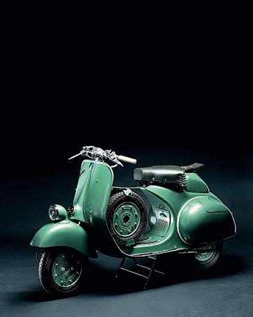 Итальянский мотороллер Vespa - История итальянских мотороллеров Vespa - Форум Сириус - Торез