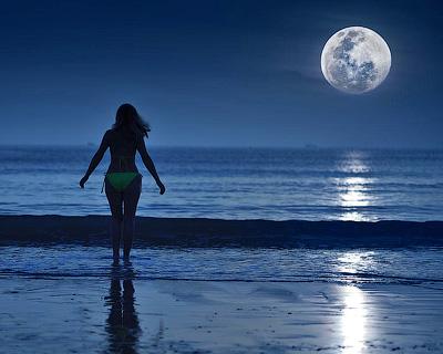 Луна и женское здоровье