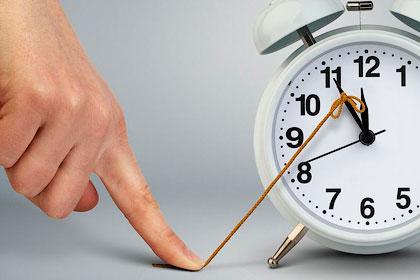 Почему летит время?