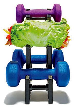 Фитнес спортивное питание