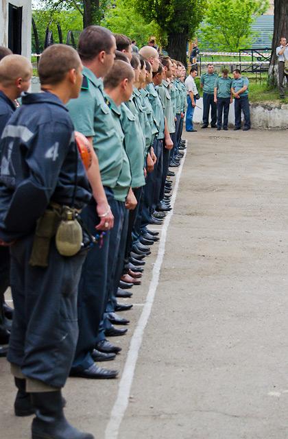ВГСО 6 - лучшие спасатели Украины в 2012 году. Победа в финале соревнований