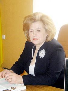 Белова Надежда Леонидовна