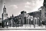 Мавзолей был деревянным   Бальзамирование Ленина