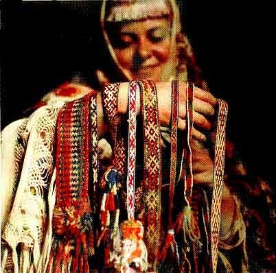 Свастика на Русской Вышивке, пояса, берегини, орнаменты
