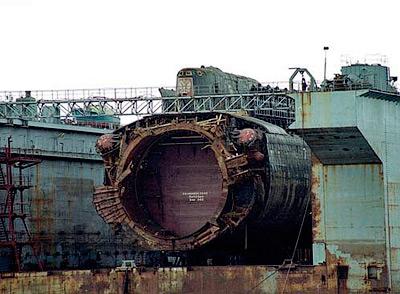 Разрезанный «Курск» - анатомия развала российского флота - Затонувшая надежда. Подлодка «Курск» - жертва подводной войны - Форум Сириус - Торез