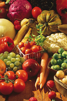 Витамины впрок, или как выжать пользу из фрукта. Запасаемся правильными витаминами
