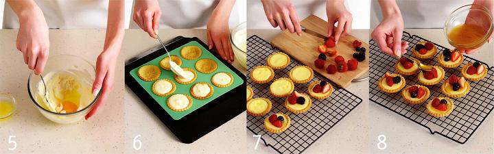 Как сделать начинку для тарталеток - Тарталетки со сливочным сыром