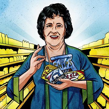 Как Джулия Чайлд научила мир готовить