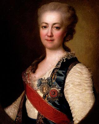 Екатерина Дашкова - герцогиня Фоксон - 10 знаменитых дуэлей