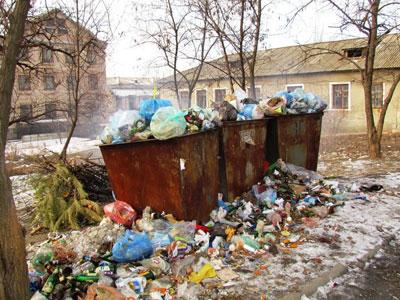 Всего в полмиллиона гривен из горбюджета оценили нечистоплотность торезцев