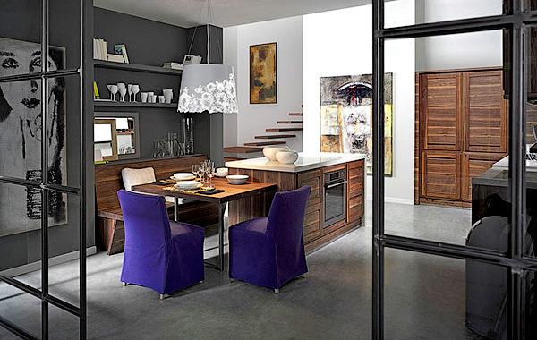 LOTTO CENTO - Выбор кухни и возможности производителей. Советы в выборе кухонных моделей