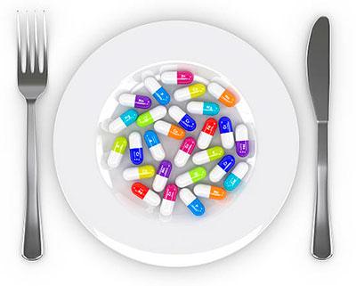 Для чего нужны БАДы и витамины?