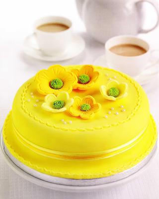 Торт «Примула»