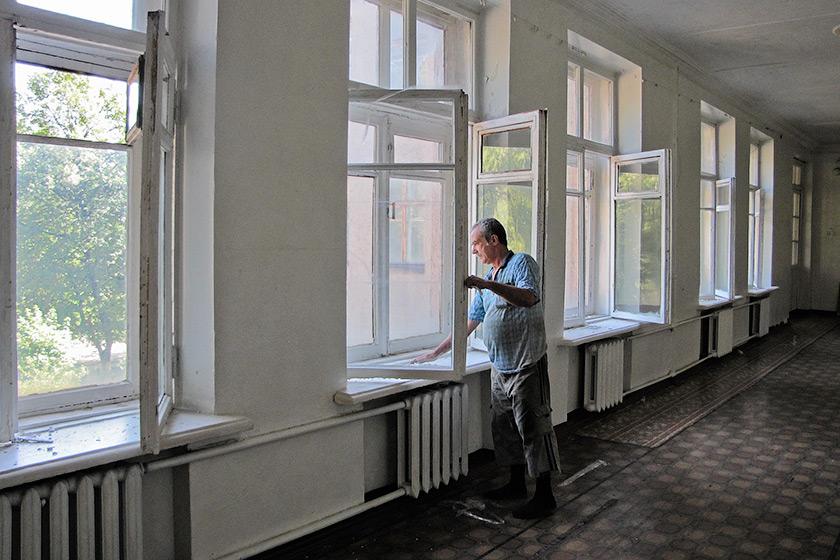 Торезская школа №10 готова к приёму учеников - Форум Сириус - Торез