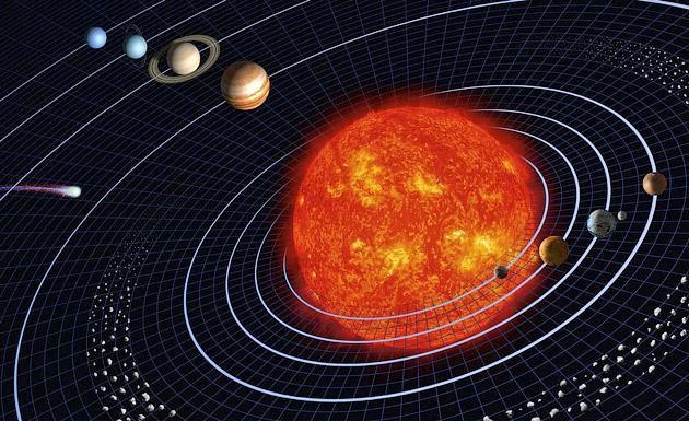 Китайские гороскопы основаны на 60-летнем цикле, который примерно совпадает с периодами соединений Юпитера и Сатурна, когда они вместе с Солнцем и Землей «выстраиваются» в линию - Астрономия в Великой Китайской мифологии