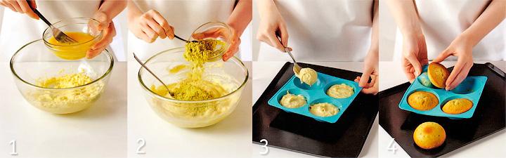 Как приготовить тесто и испечь основы? - Пирожные в глазури