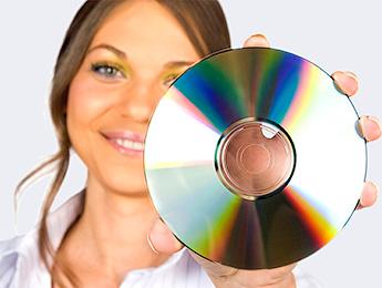 Как восстановить старые, или поцарапанные CD-DVD диски?