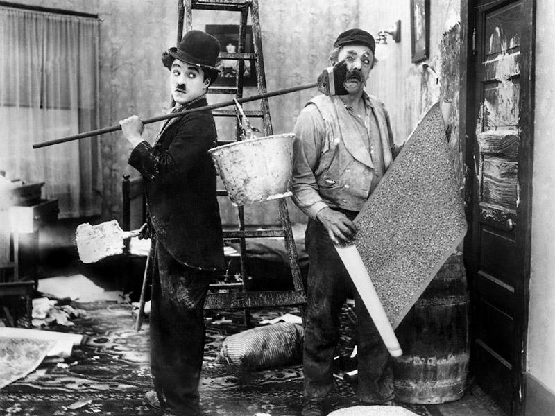 Чарли Чаплин - Почему мы смеемся? Гипотезы и исследования происхождения смеха - Форум Сириус - Торез