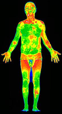 «Третий глаз» может находиться на любом участке тела - Феномен. Чудо другого зрения - Форум Сириус - Торез