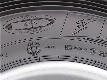 Шина с надписью RFID имеет встроенный минрочип - Революция в шинных разработках. Разукрашенные противоугонные покрышки из одуванчиков - Форум Сириус - Торез