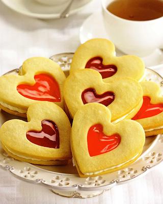Печенье «Любящие сердечки»