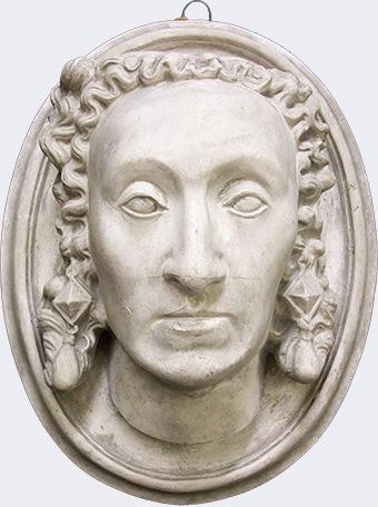 Посмертная маска Елизаветы I - Елизавета I была... мужчиной?