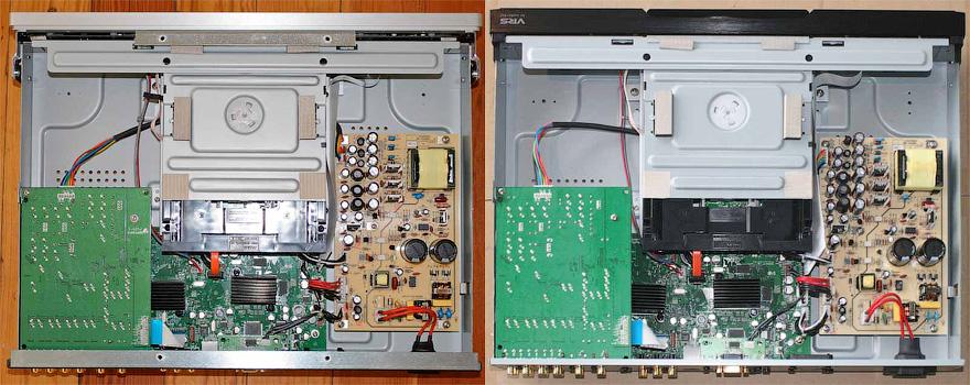 Слева - Oppo BDP-83, справа Lexicon BD-30 - Oppo BDP-83 & Lexicon BD-30 - акустическая иллюзия?