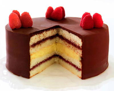 Торт «Вашингтон»