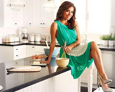 Как стать красоткой на кухне?