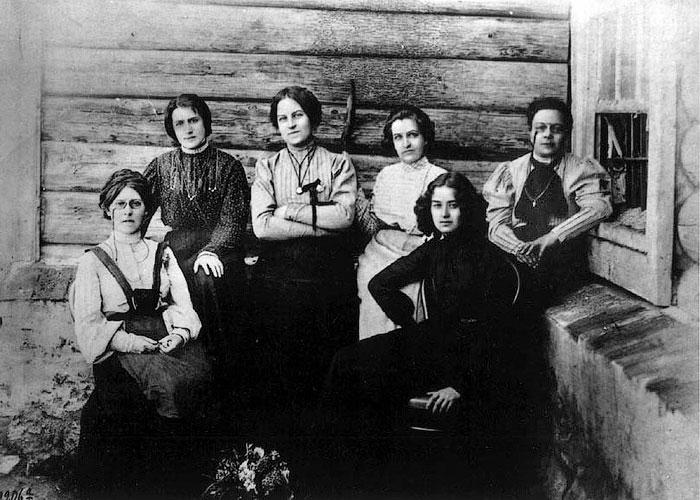 Женщины террористки в начале XX века