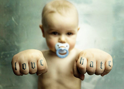 Если ребенок поступает плохо?