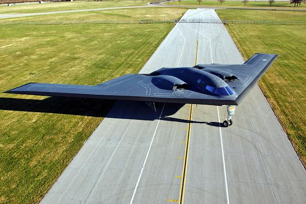 Northrop B-2 Spirit - Невидимые самолеты истребители