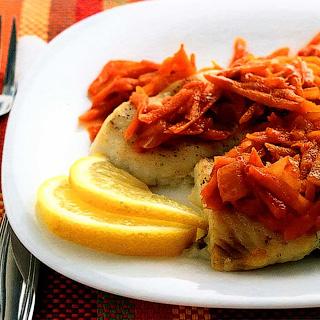 Рыба под маринадом - Рецепты советских блюд