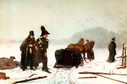 Александр Пушкин - Жорж Дантес - 10 знаменитых дуэлей