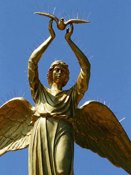 «Добрый ангел мира» - с не добрым видом - Форум Сириус - Торез