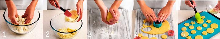 Как приготовить соленое печенье