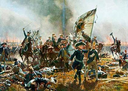 Сражение при Цорндорфе (1758 год) с русскими войсками стало одной из самых жестоких и кровопролитных битв Фридриха II