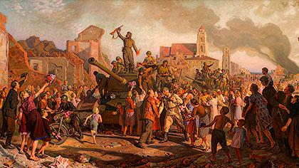Операция «Багратион» - лучший из сталинских ударов! Жаркое лето 1944-го