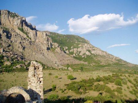 Гора Демирджи - Пять аномальных зон Украины