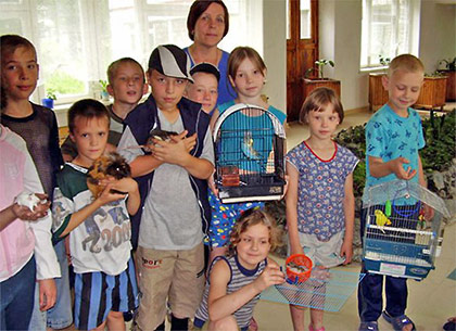 Торезский интернат для детей-инвалидов - Форум Сириус - Торез