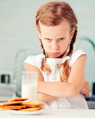 Почему ребёнок не ест