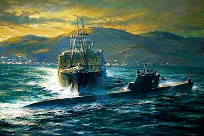 Последний поход подлодки С-178