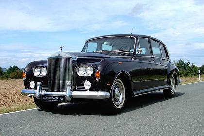 Rolls-Royce Phantom VI - Модели авто для первых персон - шишковозы