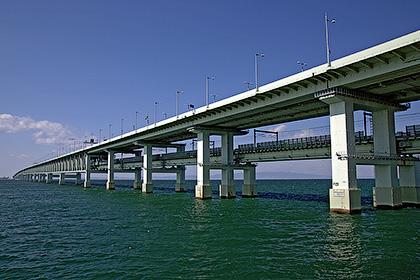 Мост Kansai International Airport Access в Японии - Как остановить колебания мостов - Форум Сириус - Торез