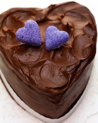 Торт «Шоколадный бархат»