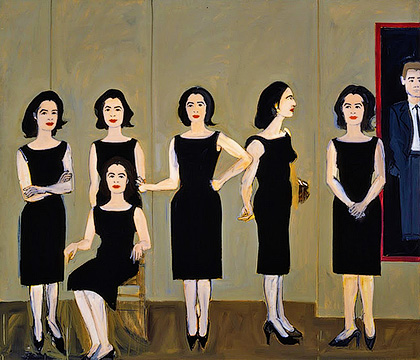 Секрет самой универсальной вещи - маленького черного платья в истории современной женской моды - Форум Сириус - Торез