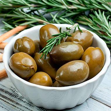 Оливки в блюдах марокканской, итальянской, испанской кухне