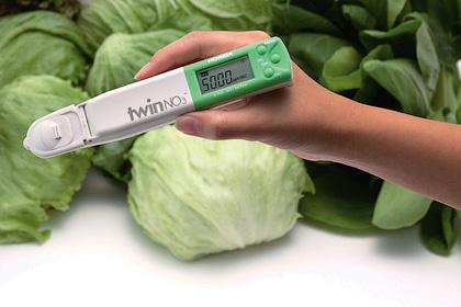 Овощи и фрукты без опасности отравления нитратами